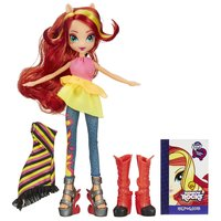 My Little Pony Equestria Girls Rainbow Rocks Sunset Shimmer figura