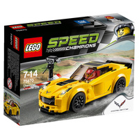 LEGO Speed Champions 75870 Chevrolet Corvette