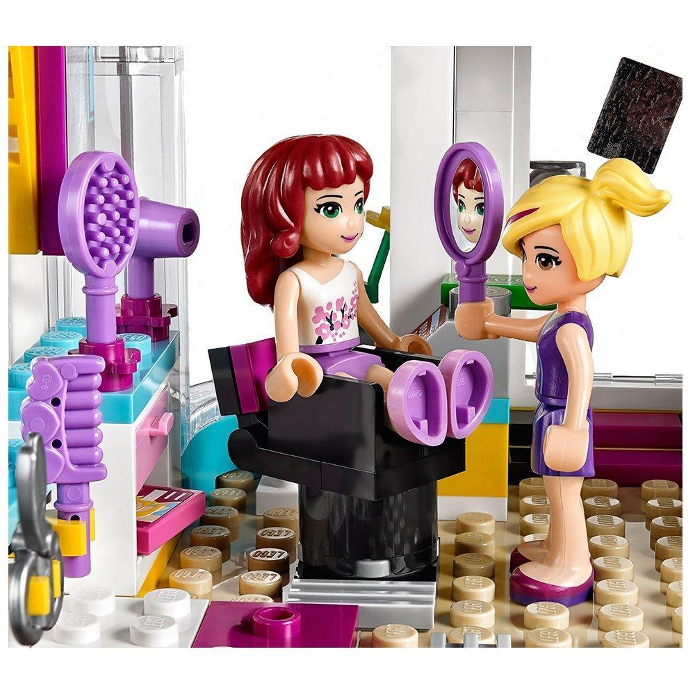 ... LEGO Friends 41093 Heartlake hajvágó szalon ... 921810b9c8