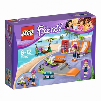 LEGO Friends 41099 Heartlake korcsolyapark