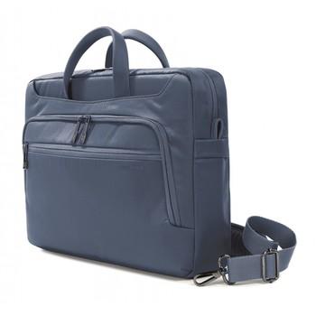 "9ea298ea7352 Tucano The New Work-Out MacBook 15"" - notebook táska (kék)"