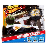 Hot Wheels Team - Ripcord racer, repülőautó - Green Driver
