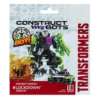 Transformers: Age of Extinction Construct-Bots - Lockdown dínóbot lovas