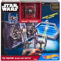 Hot Wheels Star Wars Tie fighter űrcsata (Mattel CMT37 CGN33)