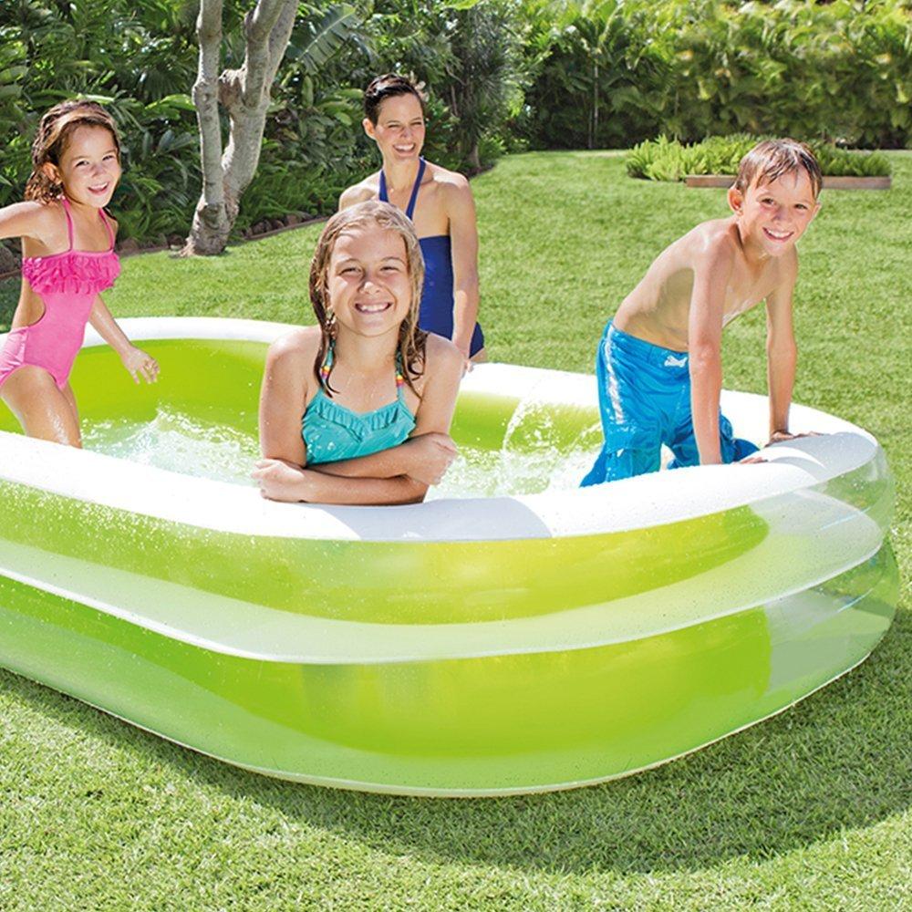 Intex Family swim center felfújható medence 262 × 175 cm e0c3837a83