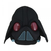 STAR WARS - Angry Birds, plüss, 13 cm, Darth Vader