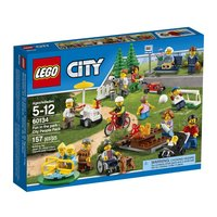 LEGO City - Móka a parkban (60134)