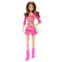 3b9688b3e4 Barbie Fashionista barátnők pizsama parti babák - Teresa
